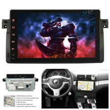 """For BMW E46 3 Series 9"""" Android 8.0 8-Core Car Stereo GPS Radio Sat Nav Player"""