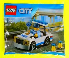 Lego City 30352 Police Car Polizeiauto Polizei Auto Polybag Neu Ovp