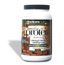 Pure Whey Protein 2LBS! plus 1000 mgs of L-Glutamine! Dutch Chocolate Flavor!