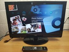 LOGIK 23.6 inch LCD HD Ready 1080P TV L24DIGB11(A) Widescreen Built In Freeview