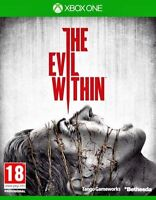 The Evil Within (XBOX ONE) - NEW & SEALED - Super FAST & QUICK Delivery FREE
