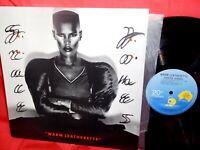 GRACE JONES  Warm Leatherette LP 1980 AUSTRALIA MINT- First Pressing
