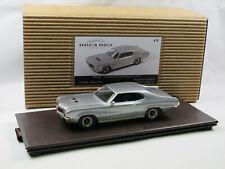 Brooklin Models BRK 226 - 1970 Buick GS 455 Hardtop Silver Mist Modellauto  1/43