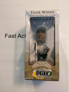 Premium Play Makers Tiger Woods Bobble Head Figurine