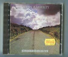 Gerry Rafferty cd SLEEPWALKING © 1982 UK EMI first press # CDP 7 46608 2