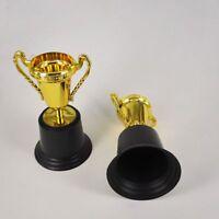 Decor Tulip Shape Plastic Creative Kid Award Toy Cup Trophy Educational Prop