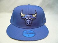 New Era 59fifty Chicago Bulls Color Prism Pack BRAND NEW Fitted cap hat NBA blue