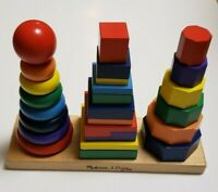 Geometric Stacker Melissa and Doug