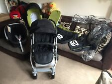Baby style OYSTER UNISEX TRAVEL SYSTEM 3-in-1 with Extras