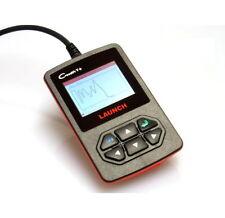 """LAUNCH """"CReader"""" V+ 5+ OBD2 AUTO Strumenti diagnostici Tester Scanner AUDI BMW"""