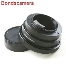AF confirm Pentacon 6 Kiev 60 Lens to Nikon F mount Camera Adapter D600 D800