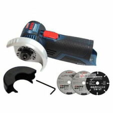 Bosch GWS10.8-76V-EC Professional Compact Angle Grinders   Body only