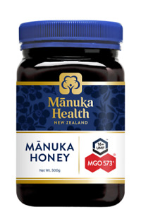New Manuka Health MGO 550+ Manuka Honey 500g MGO New 573+ Version UMF16+