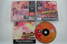 PLAY STATION PS1 PSX DANCING STAGE PARTY EDITION COMPLETO PAL ESPAÑA