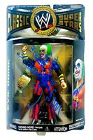 WWE CLASSIC 19 DOINK THE CLOWN HAND SIGNED AUTOGRAPHED ACTION FIGURE WITH COA