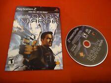 Syphon Filter: Dark Mirror  (Demo Disc) (Sony PlayStation 2, 2007) PS2 w/ Sleeve