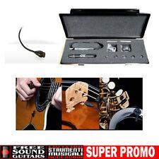 JTS CX-500 Microfono per strumenti acustici CHITARRA PIANOFORTE VIOLINO ecc.