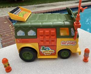 1988 Party Wagon Turtle Van Teenage Mutant Ninja Turtles TMNT Vintage Vehicle
