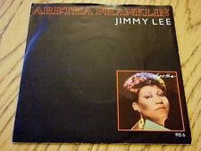 "ARETHA FRANKLIN - JIMMY LEE      7"" VINYL PS"