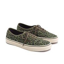 Vans® X J.Crew Authentic sneakers in leopard