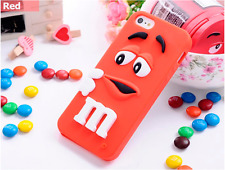 1PC 3D Cartoon Fashion~Soft Rubber Silicone Back Case Cover Skin for iPhone 5 5S