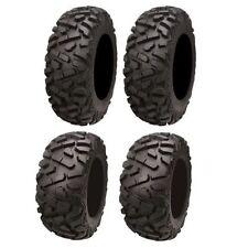 "Polaris Ranger RZR 800 900 570 700 500 Set of (4) 25"" Tires 25x10-12 / 25x8-12"