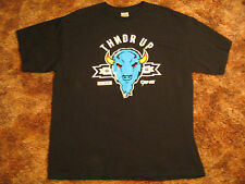 """Men's T Shirt Oklahoma City Thunder """"THNDR UP"""" West Champs [Y63g]"""