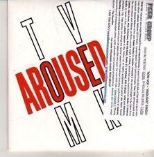 (CM480) Tom Vek, Aroused - 2011 DJ CD