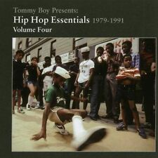 Tommy Boy Presents - Essential Hip Hop Volume 4  (Audio CD) NEW