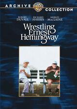 Wrestling Ernest Hemingway DVD Robert Duvall