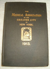 The Medical Association of the Greater City of New York