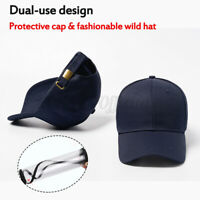 Baseball Cap + Anti-spitting Protective Dustproof Cover Peaked Hat