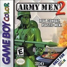 Army Men 2 (Game Boy Color) COMPLETE GB GBC **NEW FACTORY SEALED **
