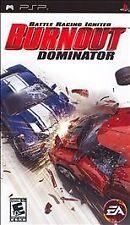 Burnout Dominator (Sony PSP, 2007)