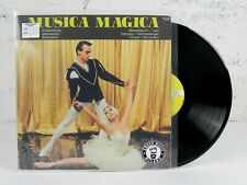 "MUSICA MAGICA Wiener Volksopernorchester LP VINILE 33 Giri 12"" pollici vinyl"