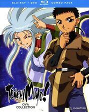 Tenchi Muyo!: OVA Series [2 Discs] [Blu-ray/DVD] Blu-ray Region A