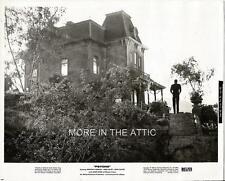 TONY PERKINS ALFRED HITCHCOCK ORIGINAL VINTAGE PSYCHO HOUSE STILL BATES MOTEL