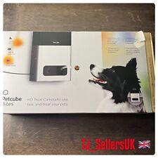 Petcube Bites Wi-Fi Pet Camera With Treat Dispenser.