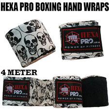 HEXA PRO Hand Wraps Boxing MMA UFC Wrist Guards cotton Bandages gloves strap