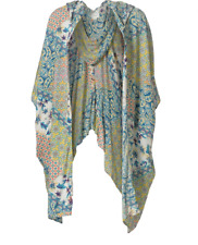 LABEL OF LOVE NEW LADIES MUSE BOHEMIAN HOOD CAPE JACKET S/M RRP $99.95