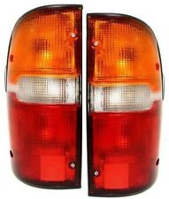 95 96 97 98 99 00 Tacoma Left&Right Taillight Taillamp Tail Light Lamp Pair L+R
