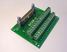 IDC-30 Male Header Breakout Board Screw Terminal Adaptor