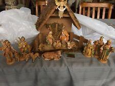 Fontanini Nativity Creche Set - 5�, 18 Pieces