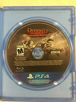 Divinity Original Sin Enhanced Edition (PlayStation 4, 2015) PS4
