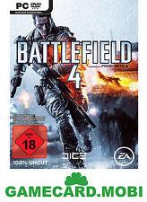 ★ Battlefield 4 Standard Edition PC CD Key / BF4 Key Origin Download Code ITA ★