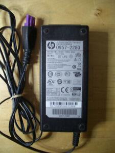 HP AC POWER ADAPTER – ADAPTADOR 0957-2280 - ORIGINAL - GENUINE - IMPRESORA