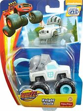 Blaze and the Monster Machines Diecast Vehicle - Knight Truck  *BRAND NEW*