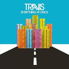 Travis-Everything at Once-CD NUOVO