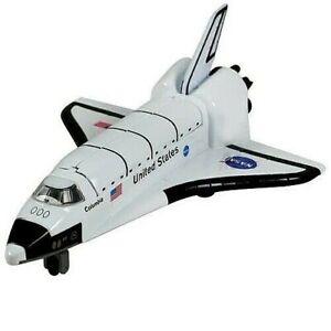 20cm Space Shuttle Rocket Nasa Diecast Model Toy Children Die Cast Fun Friction