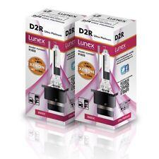D2R LUNEX XENON HID 8000K LAMPADINE compatibile con Osram, Philips Twin Pack